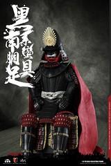 COOMODEL 20181215 CM-SE041 Black Cattail Armor of Oda Nobunaga 织田信长黑系南蠻胴具足 - 06 (Lord Dragon 龍王爺) Tags: 16scale 12inscale onesixthscale actionfigure doll hot toys coomodel samurai