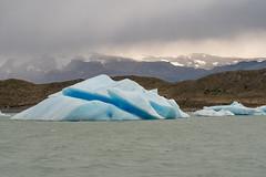 Iceberg on the Lago Argentino (davidthegray) Tags: estancia patagonia lago argentina argentino cristina iceberg hielo glacier dipartimentodilagoargentino provinciadisantacruz ar