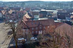 Wittenburger Stadtansicht (German Circle) Tags: vogelperspektive birdseyeview luftaufnahme aerialphotography wittenburg mecklenburgvorpommern