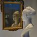 Elisa Bonaparte at the mirror