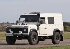 L226 VAC (Nivek.Old.Gold) Tags: 1994 land rover defender 110 tdi hardtop 2495cc