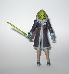 kit fisto cold weather gear cw60 star wars the clone wars blue black cardback basic action figures 2011 hasbro j (tjparkside) Tags: kit fisto cold weather gear cw60 cw 60 star wars clone clones trooper troopers red white card back packaging hasbro basic action figure figures sw tcw lightsaber jedi snow orto plutonia nahdar vebb 2011 goggles display stand base silver ice shoes blue black cardback