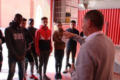 Un grup de MENA s'incorporen al Voluntariat Grana