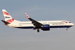 ZS-ZWV 10062018 (Tristar1011) Tags: faor ortambo johannesburg jnb comair britishairways boeing 737800 b738 zszwv