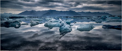 Jökulsárlón (niggyl (well behind)) Tags: jökulsárlón iceberg iceland glacierlagoon blackbeach xt1 longexposure southiceland blacksandbeach fujifilmxt1 silverefexpro stillness reflection blueice xf14mmf28r vatnajökull ringroad þjóðvegur1 hringvegur suðurlandsvegur höfn ísland suðurland inspiredbyiceland icelandiclandscape fujifilm fujinon breathtakinglandscapes luminar2018 landscape kirkjubæjarklaustur jökulsárlónglacierlagoon fog rain mist cloudsstormssunsetssunrises fujixt1 fujinonxf1428r xf14mm xf1428r fujixf1428r leeseven5 bigstopper nikcollection colorefexpro2 nikcolorefexpro
