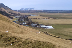 Skógar (Panasonikon) Tags: panasonikon canon powershota75 island iceland landschaft landscape skógar pétursey ebene