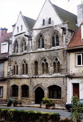 062 - Normandië-09 - Maison des Templiers, Caudebec-en-Caux