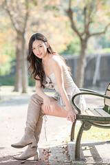 DSC_1143 (Robin Huang 35) Tags: 士林區 臺北市 中華民國 tw 鐘珉樺 mandy 小敏 士林官邸 外拍 人像 portrait lady girl nikon d850