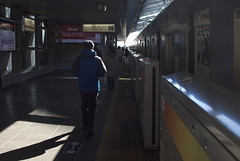 DSC_4736 (tohru_nishimura) Tags: nikond200 nikkor3518 nikon nikkor kichijoji train keio station tokyo japan