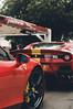 Limited Editions (Mattia Manzini Photography) Tags: ferrari f12 tdf f12tdf 458 speciale 458speciale supercar supercars cars car carspotting nikon v12 v8 red automotive automobili auto automobile italy italia maranello ferrari70