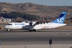 EC-LYJ ATR-72 Air Europa (eigjb) Tags: air europa lemd madrid barajas international airport aeropuerto transport airliner espana spain plane spotting aircraft airplane aeroplane aviation 2019 atr atr72 turboprop eclyj