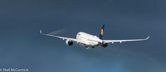D-AIXG Lufthansa Airbus A350-941 (Niall McCormick) Tags: dublin airport eidw aircraft airliner dub aviation daixg lufthansa airbus a350941 a359