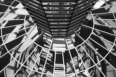 Berlin II (KnutAusKassel) Tags: bw blackandwhite blackwhite nb noirblanc monochrome black white schwarz weiss blanc noire blanco negro schwarzweiss grey gray grau einfarbig architektur architecture building gebäude abstrakt abstract lines linien