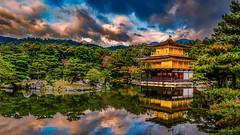 Kinkaku-ji (Yullements) Tags: landscape scenic travel tradition temple vacation holiday japan australian water trees kyoto asia