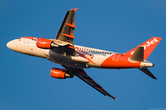 G-EZDN (Andras Regos) Tags: aviation aircraft plane fly airport bud lhbp spotter spotting takeoff easyjet airbus a319 speciallivery