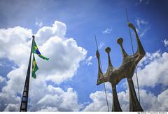 Substituição da bandeira Nacional (Força Aérea Brasileira - Página Oficial) Tags: 2019 brasilia brazilianairforce df fab bandeirao cerimoniamilitar distritofederal forcaaereabrasileira formatura fotobrunobatista pracadostrespoderes primeirasubstituicao solenidademilitar substituicaodabandeira