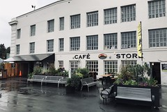 #Pier33 #SanFrancisco #TheEmbarcadero (Σταύρος) Tags: sfist coffeeshop northbeach wet rainy overcast embarcadero cafestore souvenirshop pier33 sanfrancisco theembarcadero sf city thecity санфранциско sãofrancisco saofrancisco サンフランシスコ 샌프란시스코 聖弗朗西斯科 سانفرانسيسكو