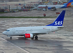 LN-RPG Boeing 737-600 of SAS (SteveDHall) Tags: aircraft airport aviation airfield aerodrome aeroplane airplane airliner airliners 2019 man egcc manchester manchesterairport ringway lnrpg boeing 737600 sas b737 boeing737 736 b736 737 boeing737600 scandinavianairlinesystem