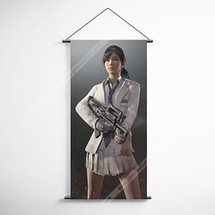 PUBG 76 Playerunknowns Battlegrounds Decorative Banner Flag for Gamers (gamewallart) Tags: background banner billboard blank business concept concrete design empty gallery marketing mock mockup poster template up wall vertical canvas white blue hanging clear display media sign commercial publicity board advertising space message wood texture textured material wallpaper abstract grunge pattern nobody panel structure surface textur print row ad interior