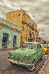 American classic cars in Cuba IV (belen_bm) Tags: cuba cubalibre cubaexperience cubalinda cubatravel alocubano santi spiritus cars americancars taxi colors