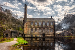 Last of Gibson Mill (Kev Walker ¦ 10 Million Views..Thank You) Tags: building clouds england gibsonsmill hebdenbridge river town water yorkshire away bridge calderdale canal chimney dales halifax hebden heptonstall hiking hill hillside houses landscape market mill moorland moors narrowboats nature north northern pennine pennines rambling scenic south spring springtime stone street structure terraced tourism tower uk uplands valley walking way weekend west