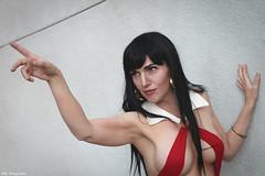 IMG_4675 (willdleeesq) Tags: anaheimconventioncenter cosplay cosplayer cosplayers wca2019 wondercon wondercon2019 jacquelinegoehner vampirella