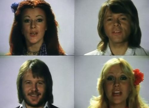 "ABBA, ""Take a Chance on Me"" Music Video"