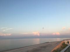 Catharsis (hannaschmitz) Tags: capecod ma massachusetts sandwichma beach shore water sand sky nature