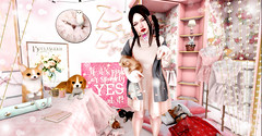 ♥♥♥ (♡♡ [[J E SSIE ]]♡♡) Tags: halfdeer zenith lagom wasabi sl catwa maitreya secondlifephoto photography secondlife cute kawaii