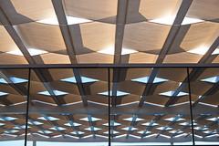 Spiegel-Dach (uwe1904) Tags: herbst landschaft mallorca pentaxk1 spanien urlaub uwerudowitz balearen spiegelung symmetrie reflections architektur es