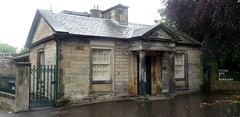 [71522] Edinburgh : Gallery of Modern Art - Lodge (Budby) Tags: edinburgh artgallery scotland lodge gatehouse orphanage