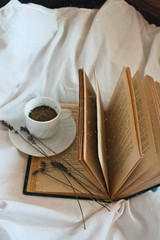 quiet moments. (woodland.lullaby) Tags: quiet moment morning pretty beautiful beauty tea books book autumn autumnal winter nostalgic melancholic odd soft simple silent still life eunoia ecoas ethereal personal peace peaceful home traveling travel trip woodland forest solitude soul soulful sorrowful sorrow relax reading white pale lost lonely love warm aesthetic pastel paper words cup cute sweet