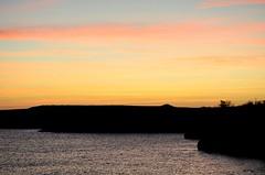 Morning Comes to Abu Simbel (pjpink) Tags: sun sunrise morning lakenasser lake desert nubia golden abusimbel egypt january 2019 winter pjpink 2catswithcameras