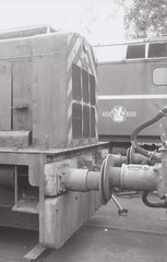 7 fowler replacement raditor (Daveynorth) Tags: ropley fowler 040dm 22889 diesel mechanical