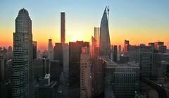 The Sun Rises Too (Robert Saucier) Tags: newyork newyorkcity nyc manhattan building architecture ciel sky img4107 hemingway thesunrisestoo