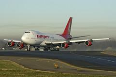 GirJet Cargo  Boeing 747-21AC(SCD) EC-KEP (widebodies) Tags: liege lüttich lgg eblg widebody widebodies plane aircraft flughafen airport flugzeug flugzeugbilder girjet cargo boeing 74721acscd eckep