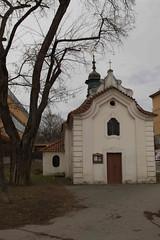 IMGP3558 (hlavaty85) Tags: praha prague kaple chapel klamovka nanebevzetí assumption mary marie