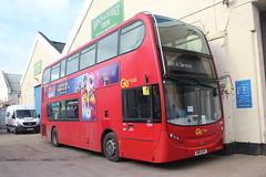 EN46 SN12APV Go Ahead-Metrobus (EHBusman1958) Tags: en46 sn12apv goahead metrobus