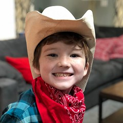 Cowboy Day at Highland Elementary