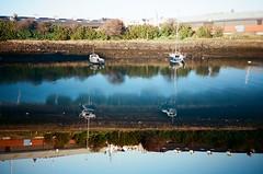 Ramsey (iampaulrus) Tags: filmphotography paulfargherphotography 35mm 35mmfilmphotography colour color analog analogue lomography splitzer landscape water isleofman mjuii olympusmjuii lca