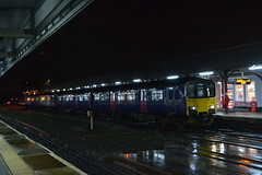 Northern Sprinter 150106 (Will Swain) Tags: station 20th september 2018 greater manchester city centre north west train trains rail railway railways transport travel uk britain vehicle vehicles england english europe stockport northern sprinter 150106 class 150 106