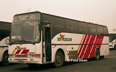 Bus Eireann VC125 (98D10334). (Fred Dean Jnr) Tags: buseireann vc125 98d10334 broadstonegaragedublin february1998 broadstone broadstonedepotdublin buseireannbroadstonedepot volvo b10m caetano algarveii