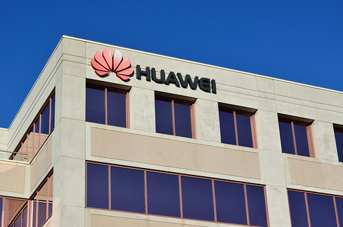 Huawei Office Building