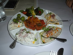 cold appetizer combo from Urfa Bistro (Danny / ixfd64) Tags: ixfd64 nikon coolpix food