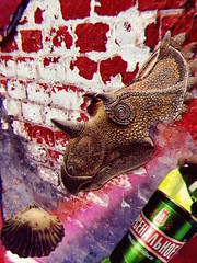 Arsenal Triceratops (idv201508) Tags: triceratops photomanipulation art collage