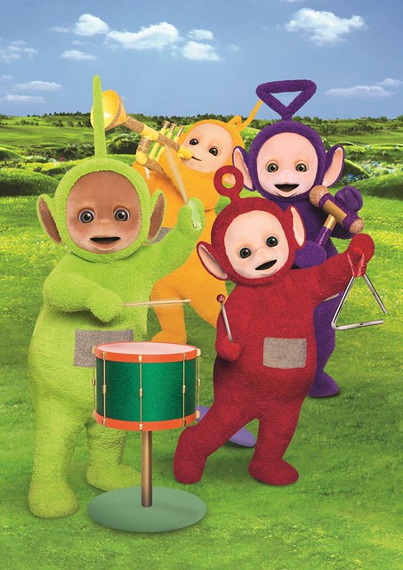 Teletubbies Big Band Live Show Promo