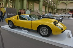 1968 Lamborghini Miura P400 S (pontfire) Tags: 1968 lamborghini miura p400 s 68 jaune yellow supercar automobile italian sport cars de prestige dexception voiture italienne car autos automobili automobiles voitures coche coches carro carros wagen pontfire v12 italie italia italy supercars exception d luxe luxury gran grand tourisme turismo sports sportive salon véhicule collection classic old antique ancienne vieille vintage classique bil αυτοκίνητο 車 автомобиль oldtimer coupé bonhams 1793 les grandes marques du monde au palais 2018 gt