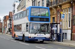 16933 SP05FKG (PD3.) Tags: bus buses hampshire hants england uk portsmouth volvo east lancs 16933 sp05fkg sp05 fkg stagecoach coastliner 700