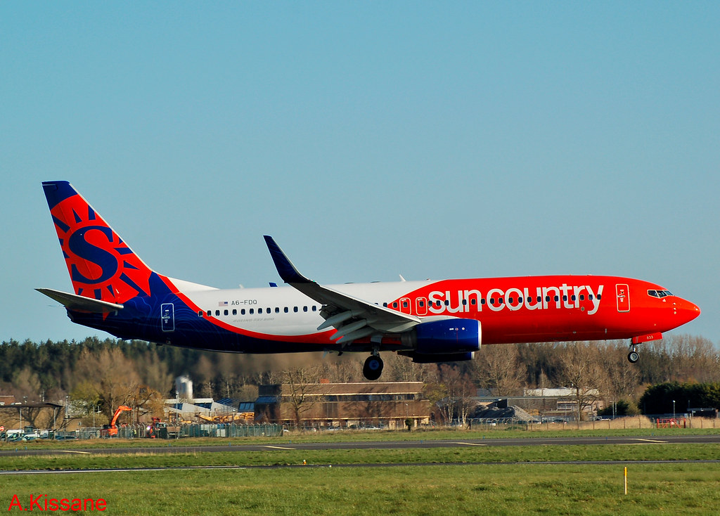 The World's Best Photos of flydubai and suncountry - Flickr Hive Mind