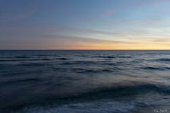 segurdecalafell_20181223_2046 (Kilian Ubeda Cano) Tags: segur calafell tarragona playa beach atardecer sunset agua water sand arena sony a7